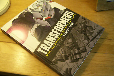 Transformers - The Definitive G1 Collection - Volume 6. Target: 2006. Hachette