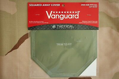 Usn Usmc Uscg Squared Away Combat Cap 8 Point Cover Shaper Block 1 Size Fit All