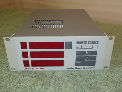 Edwards D38661000 Active Gauge Controller 90-265V-Ac 50W D602591