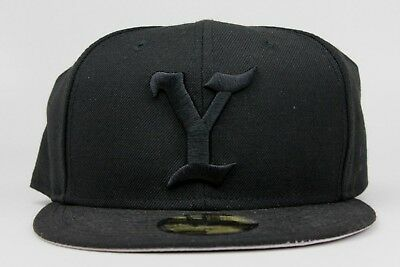 98093bf313c5a Kanye West Y Yeezy Pablo Adidas Boost 750 Black New Era 59Fifty Fitted Hat  Cap
