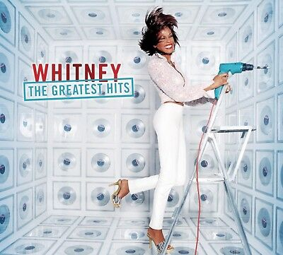 Whitney Houston - Greatest Hits  (2 Cd)  International Pop  Best Of  New!
