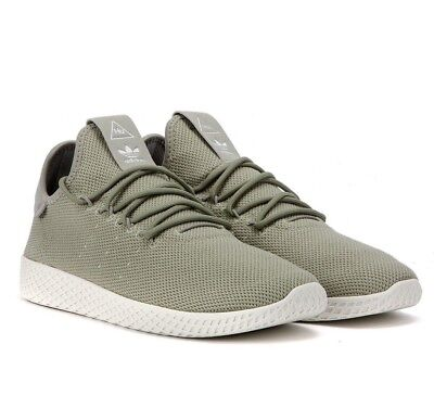 great fit cheap price amazing price ADIDAS ORIGINALS PHARRELL Williams Tennis HU Beige Tan ...