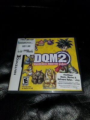 Dragon quest monsters joker 2 nintendo ds Cheats Codes t