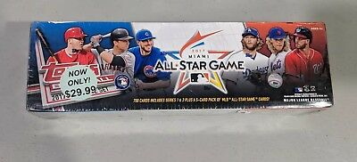 2017 TOPPS Complete Baseball Card Factory SEALED Hobby Set Aaron Judge Rookie