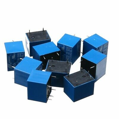 5/10pcs Original SONGLE SRD-12VDC-SL-C Mini Power Relay T73-12V 10A 12V 5 Pins