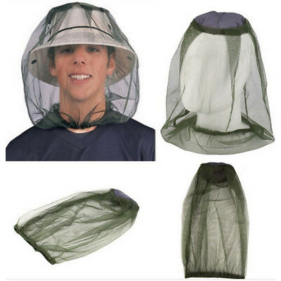 Anti-bite Veil Cap Protect Mesh Hat Fly Insect Bee Mask Face Protect Hat Net