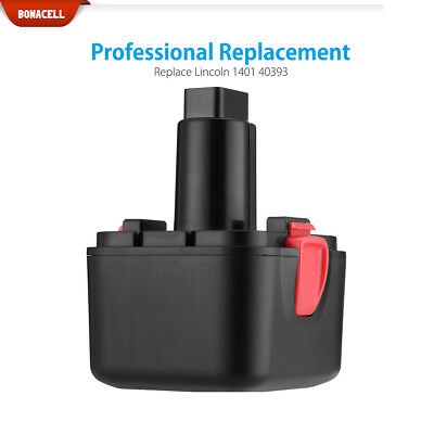 14.4V 3000mAh Battery for Lincoln Grease Gun LIN-1401 LIN1400 1442 1444 40394 TP
