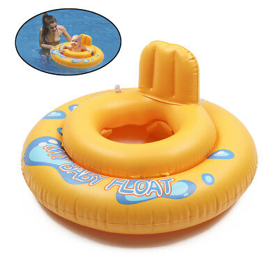 Infant Baby Kids Toddler Swimming Seat Pool Float Ring Bath Buoyancy Aid Water