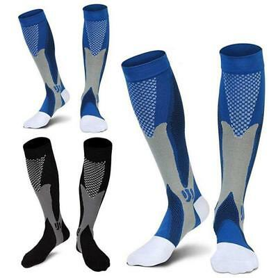 Compression Socks Anti Fatigue Calf Sleeves Flight Soccer Basketball Men Ladies