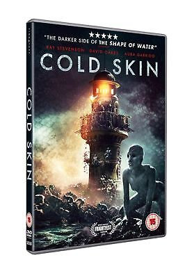Cold Skin [DVD] Xavier Gens (from 28 Weeks Later) Superb Movie - Gift Idea NEW