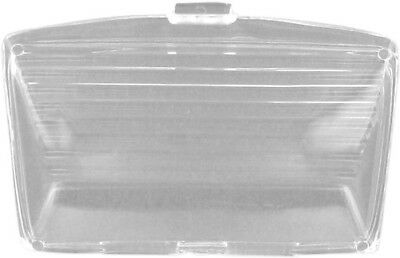 Drag Specialties - 51-0636LC - Front Fender Tip Light, Clear Lens Replacement