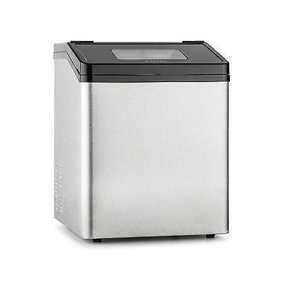 MACHINE A GLACONS BAR Klarstein Powericer ECO 3 GLACE RESERVOIR 3KG 30KG/24H