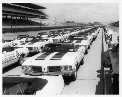 1970 Oldsmobile 442 Convertible Indianapolis 500 Pace Car Photo 0027