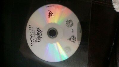 Disney's A Christmas Carol DVD