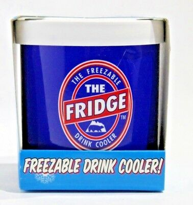 Fridge Freezable Can Cooler - Sold Individually - Classic and Paradise Graphics.