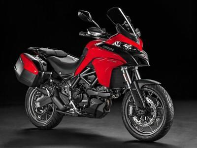 Ducati Multistrada 950 Touring, Ex Demo, Only 1000 Miles From New!