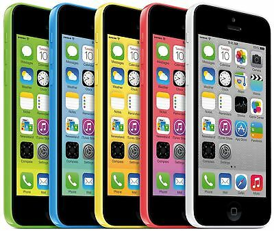 Apple iPhone 5c 8GB/16GB All Colours