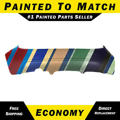 NEW Painted To Match Rear Bumper Cover for 2012-2016 Chevy Sonic Hatchback 12-16