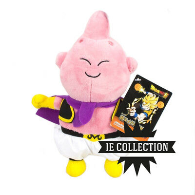 DRAGON BALL Z MAJIN BU PELUCHE pupazzo dragonball kai mr. buu goku plush figure