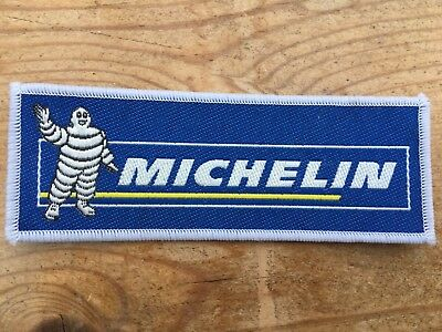 Genuine Michelin Small Sew On Patch For Your Overalls
