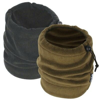NEW Warmer Jack Pyke Fleece neck Gaiter BLACK