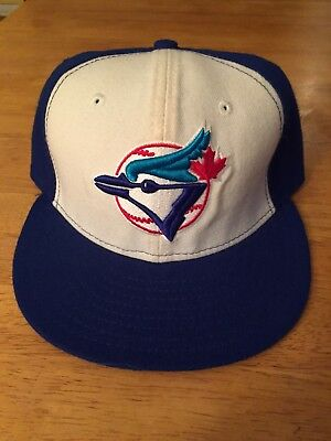 new style ec87f 946f1 Toronto Blue Jays New Era MLB Authentic Collection 59fifty Cap Hat Fitted 7  1 8
