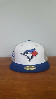 best sneakers a49bb 49d53 ... game side patch low profile 59fifty fitted hat d0419 19f40  promo code  for toronto blue jays all star fitted 7 1 4 new era hat c9242