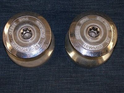 Pair of Lewmar 25, Two Speed Winches