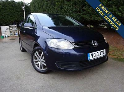 2013 13 Volkswagen Golf Plus 1.6 Bluemotion Se Tdi Diesel