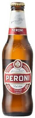 Peroni Red Imported Bottle 330mL CTN24 - Beer & Cider - Origin Italy