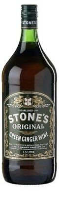 Stones Green Ginger Wine Magnum 1500mL ea - Fortified Wine - Origin Australia