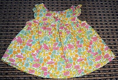 Fred Bare Baby Girls Summer Top Sz  0