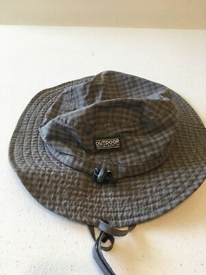 Outdoor Research KIDS  HELIOS SUN HAT UPF 50 Grey Pewter M 3-6 Years fdf8e7f3245b