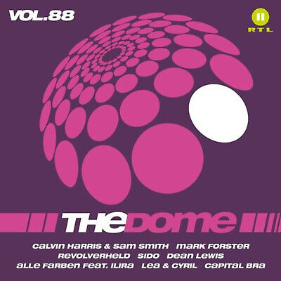 VARIOUS - The Dome,Vol.88 - (CD)