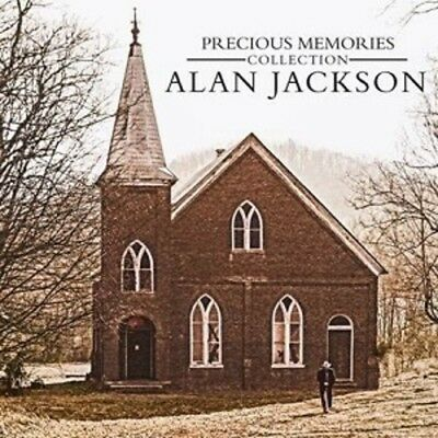 Alan Jackson Precious Memories Collection 2 CD NEW