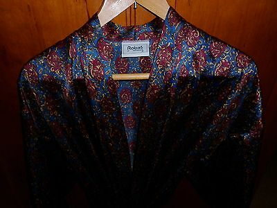 Vintage Australian Made Womens  Dressing Gown  Excellent Condition