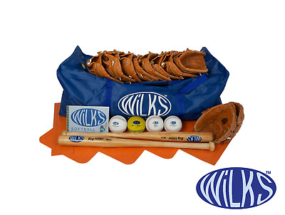 Wilks Softball Junior Teambuilder Set