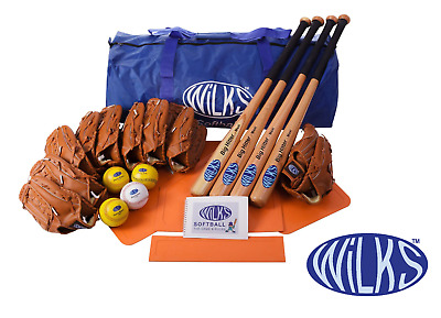 Wilks Softball Senior Teambuilder Set