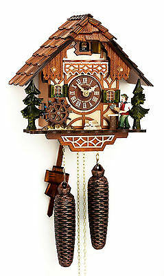 Hubert Herr,   Black Forest  lovely new 8 Day cuckoo clock direct from Germany.