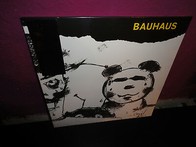 Bauhaus 1981 Mask Album Reedition Yellow Vinyl Remastered Hd 2018 The Arkive New
