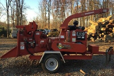 Morbark Beever M14R w/only 283 Original Hours!!!  (#2431)