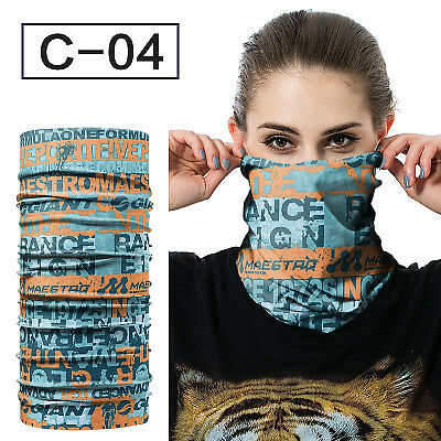Motorcycle Face Mask  Neck Cover Cycling Bike Outdoor   New