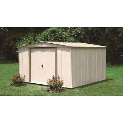 Arrow Storage Products Spacemaker 10 x 7 ft. Steel Storage Shed
