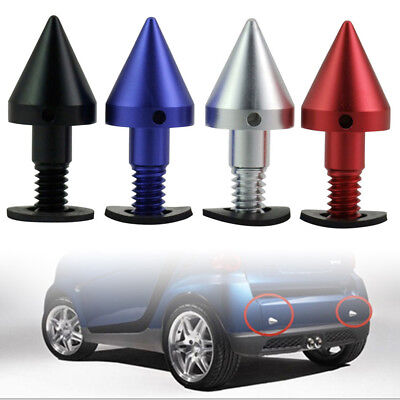 Car Rear Collision Protection Cone Tail Anti-theft Hole for Benz Smart Fine