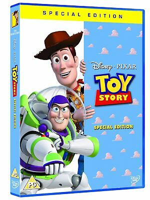 Toy Story SPECIAL EDITION DVD New Sealed UK Pixar Gift Idea Movie Film