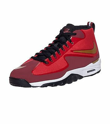 NEW GENUINE Nike Mens Size 9 AIR UNTOUCHABLE VAPOR Running Shoes Red 807164-600