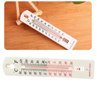 526E ABS Home Supplies Digital Temperature Gauge Wall Thermometer Convenient