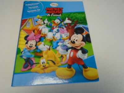 "Album  De  Cartes  :Disney ""  Mickey  Mouse &  Friends De 2012"