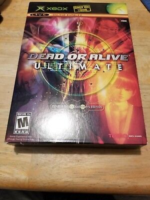 Dead or Alive Ultimate Xbox (live )  New