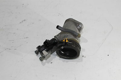 03-06 Suzuki Burgman 400  Intake Pipe Throttle Body Body Throttle Intake